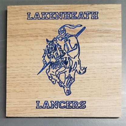 Lakenheath Lancers coasters
